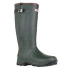 Hunter Balmoral Neoprene Full Zip Wellington Boots (Unisex)