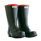 Hunter Argyll Short Knee Wellington Boots (Men's)