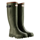 Hunter Balmoral Bamboo Carbon Wellington Boots (Unisex)