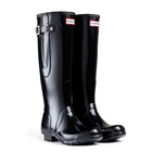 Hunter Original Adjustable Gloss Wellington Boots (Unisex)