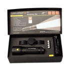 LED Lenser Gun Set P7 LED Torch Inc Mount & Switch