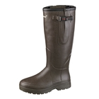Seeland Estate AT 18 Inch 5mm Neoprene Side-Zip & Gusset Wellington Boots (Unisex)
