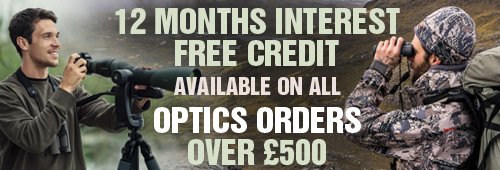 12 Months Interest Free Credit on All Fishing Orders Over £500