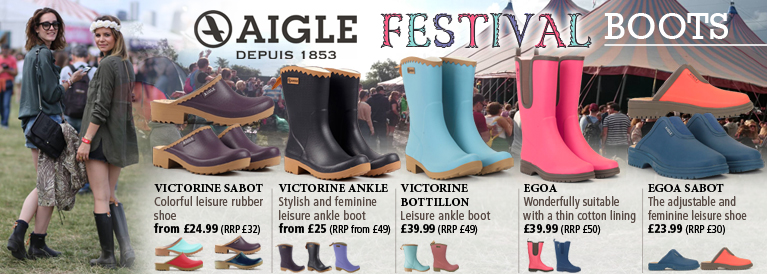 Aigle Festival Boots