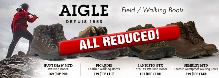 Aigle Field / Walking Boots