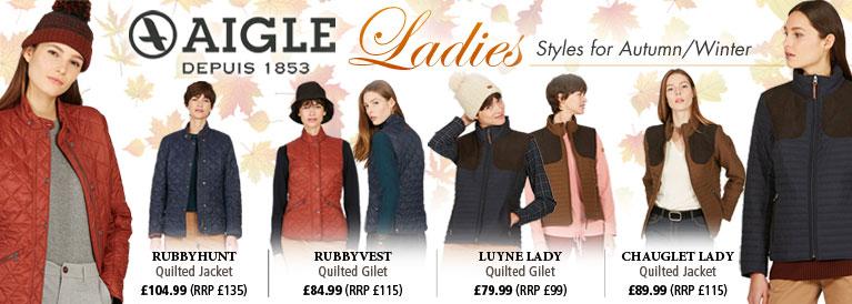 Aigle Women's Clothing