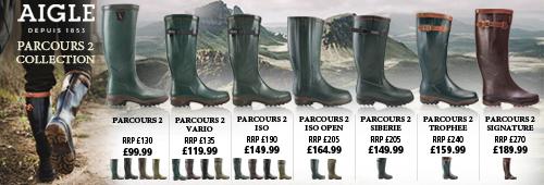 Aigle Parcours 2 Collection