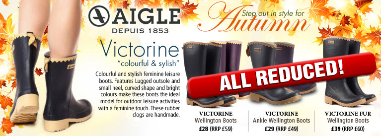 Aigle Victorine Collection