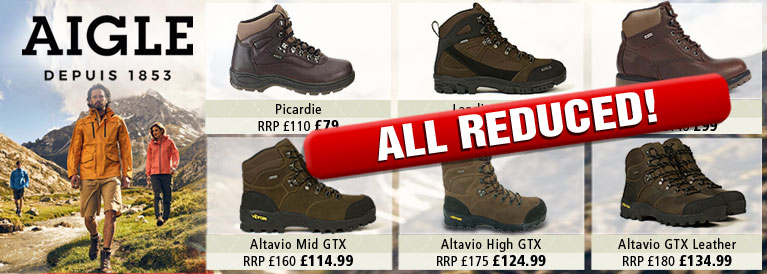 Aigle Walking Boots
