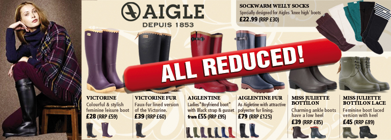 Aigle Women's Boots