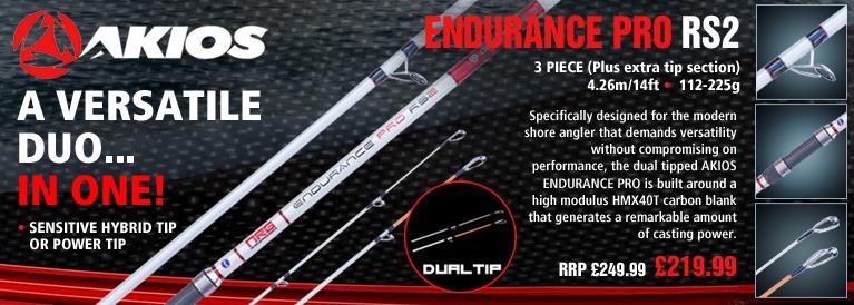 Akios Endurance Pro RS2