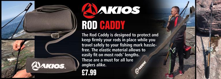 AKIOS Rod Caddy