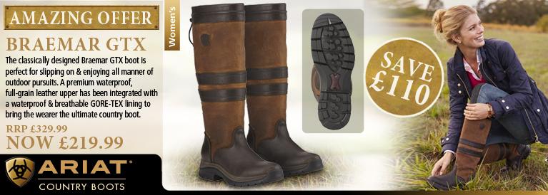 Ariat Braemar GTX Country Boots
