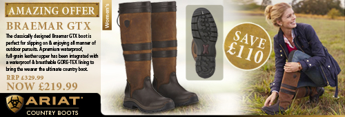 Ariat Braemar GTX Country Boots