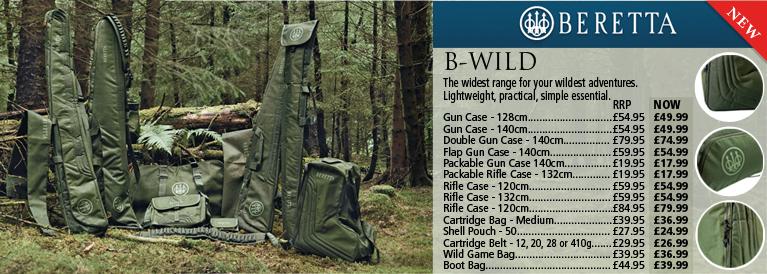 Beretta B-Wild Line