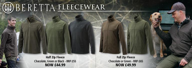 Beretta Fleecewear