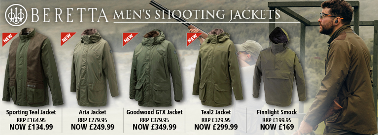 Beretta Shooting Jackets