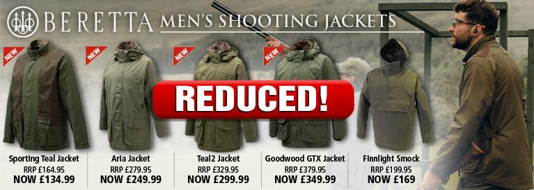 Beretta Shooting Jackets