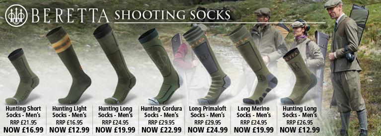 Beretta Shooting Socks