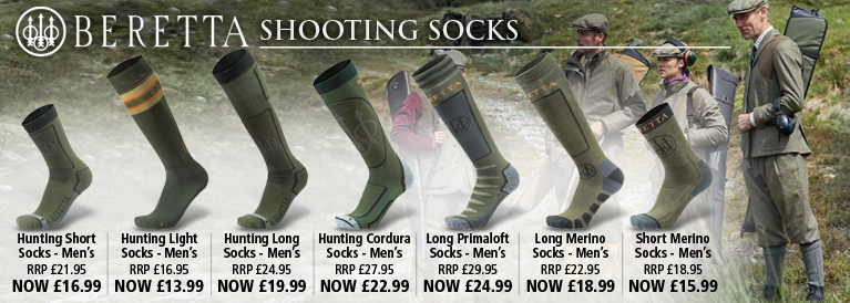 Beretta Shooting Socks
