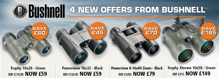 Bushnell 4 New Offers