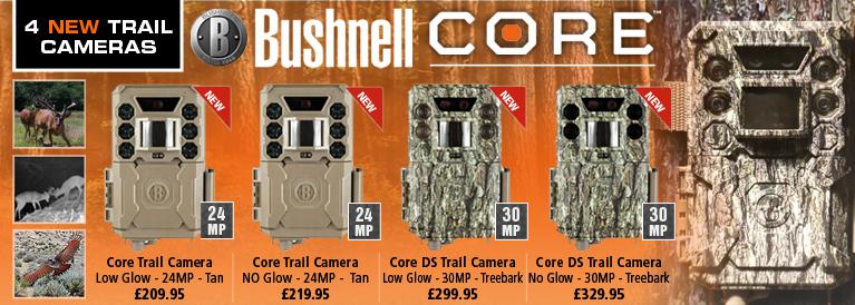 Bushnell Core Trail Camera