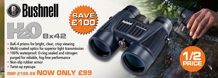 Bushnell H20 8x42 Binoculars