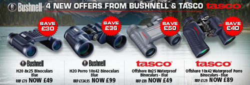 Bushnell and Tasco 4 NEW Great Offers