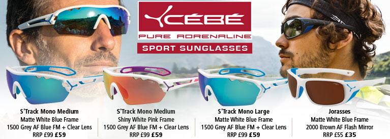 Cebe Sport Sunglasses