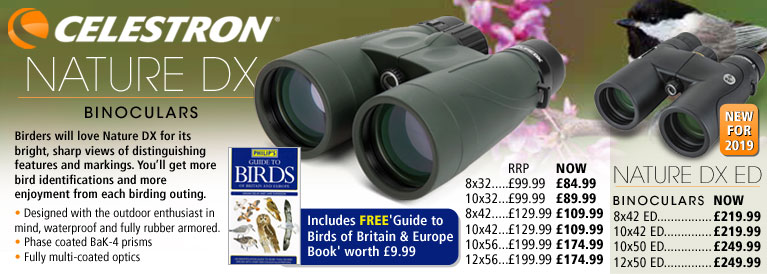 Celestron Nature DX Binoculars