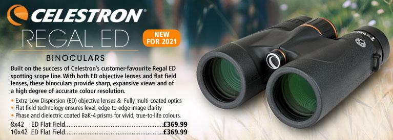 Celestron Regal ED Binoculars