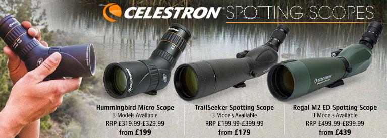 Celestron Spotting Scopes