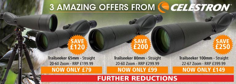 Celestron TrailSeeker Straight 3 Amazing Offers