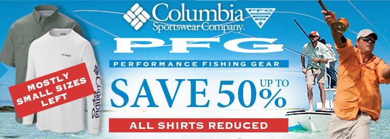 Columbia PFG Series