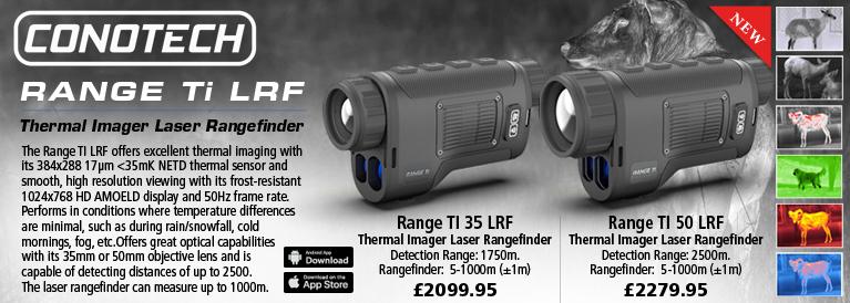 Conotech Range Ti LRF Thermal Imager Laser Rangefinder