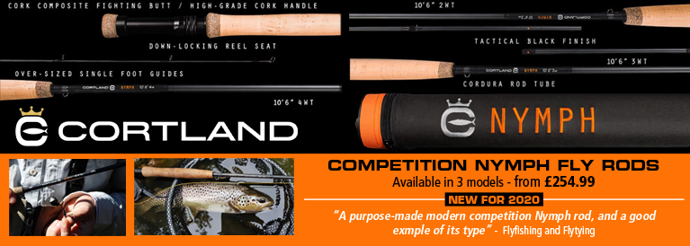 Cortland Nymph Fly Rods