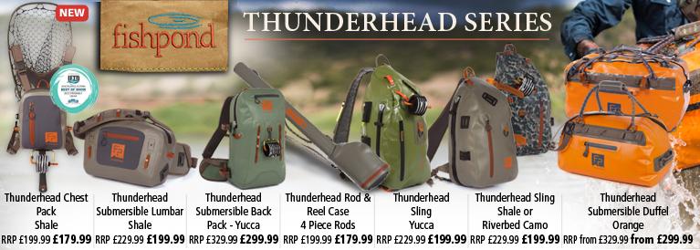 Fishpond Thunderhead Luggage Series