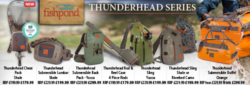 Fishpond Thunderhead Luggage Series