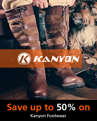 Kanyon Outdoor Footwear Sale