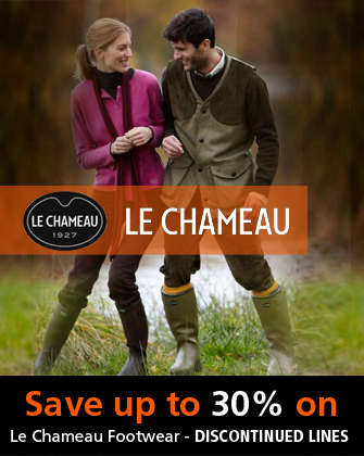 Le Chameau Footwear