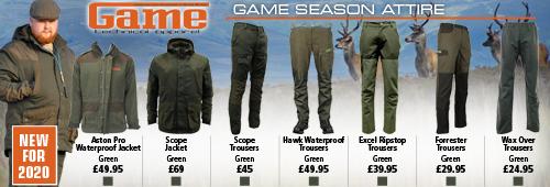 Game Clothing Game Season Attire