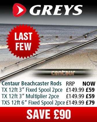 Greys Centaur 2 Piece Fly Rods
