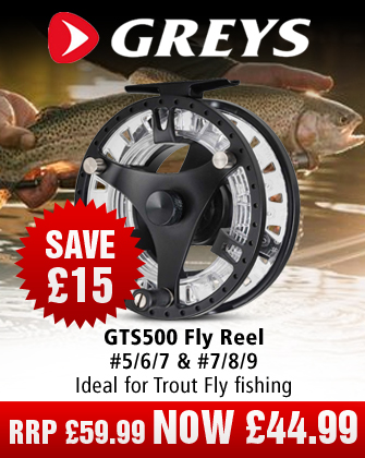 Greys GTS500 Fly Reel