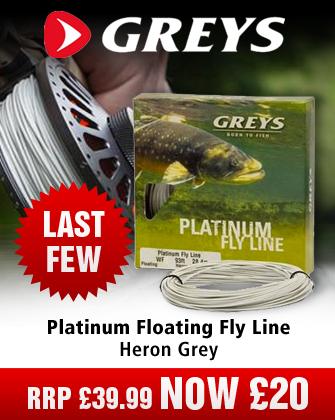 Greys Platinum Floating Fly Line