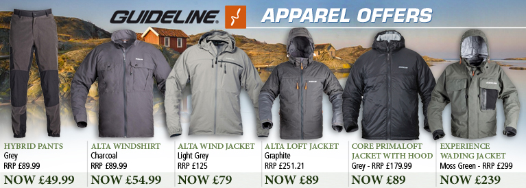 Guideline Apparel Offers