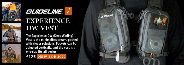 Guideline Experience DW Fishing Vests