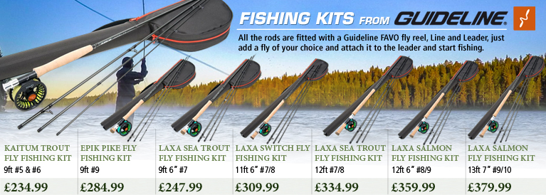 Guideline Fishing Kits