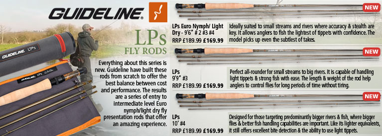 Guideline LPs Fly Rods