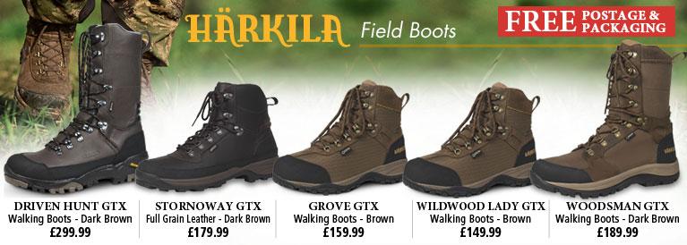 Harkila Field Boots