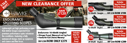 Hawke Endurance Clearance Offer